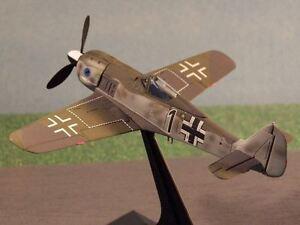 """Dragon Fw190A-3~ """"Black 1"""", N. Finland~WWII~DW50054"""