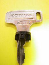 Nos Honda Schlüssel Oem Precut Key  H7078 Honda CB 750 Four K0 Sandcast