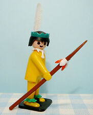 Vintage Playmobil 1975 figuurtje Indiaan old Indian figure altes Indianer Figur