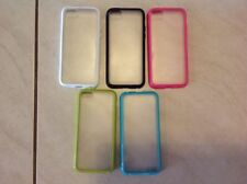 Unbranded/Generic Silicone/Gel/Rubber Mobile Phone Fitted Cases/Skins for iPhone 5c
