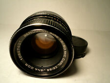 M42 Carl Zeiss Jena PANCOLAR 1,8/50 MC  TOP CONDITION LENS  50mm f1.8
