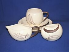 Hand Painted Carlton Ware 'TEA SET FOR ONE' in the Windswept 'Australian Design'