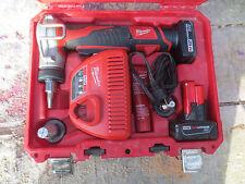 Milwaukee Pex 2432-22 Tubing Expansion Plumbing Kit Tool Uponor ProPEX M12