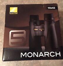 Nikon Monarch 5 10x42 Binoculars Black 7577