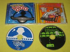 DJ Yoda The Amazing Adventures Of & How To Cut & Paste The 80's 2 CD Albums