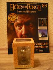 Herr der Ringe-Figur : Gerstenmann Butterblume in Bree (Nr. 89) in OVP +Heft