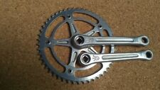 Sugino Mighty Competition Track pista crankset vintage