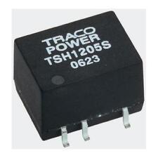 1 x tracopower Vout ± 12 V CC ISOLATO CONVERTITORE DC-DC tsh 2412D VIN 21.6-26.4 V DC