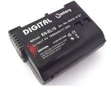 Digital Kamera AKKU EN-EL15 für NIKON D600 D800 D800E D7000 1V1 Accu mit Chip