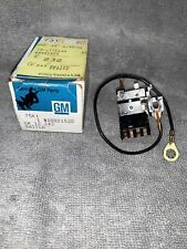 NOS GM 1977-1980 CADILLAC BUICK RIVIERA POWER ELECTRIC TRUNK PULL DOWN SWITCH