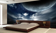 Fantastic Nigh Wall Mural Photo Wallpaper GIANT DECOR Paper Poster Free Paste