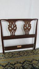 Henkel Harris Chippendale Twin Headboard Bed