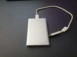 Seagate Backup Plus for Mac Portable Drive SRD0SP0 USB 3