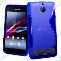 ACCESSOIRE COQUE ETUI HOUSSE TPU S SILICONE GEL S-LINE SONY XPERIA E1 D2004 2005