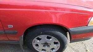 98 99 00 V70 VOLVO  4 DOOR PASSENGER Right FRONT RED FENDER  fits models