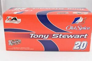 TONY STEWART 2006 OLD SPICE SPRINT CAR XTREME 1/24 ACTION DIECAST 1/1,200 RARE