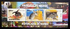 GUINEA Republic 1998 Rabbits M/Sheet U/M NEW PRICE FP8413