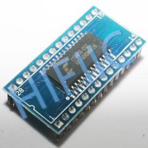 1PCS CS8406-CSZ CS8406-CS CS8406 ON DIP28 ADAPTER