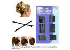 Coiffure Salon de Coiffure Styling Clips Kirby Diapositives Bobby Grip PINS 250 pièces NEUF