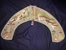 British Army Osprey MK4 BODY ARMOUR FULL COLLAR COVER - MTP  GRADE 1 - Two Piece
