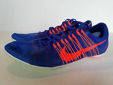 8963aece2b47d1 NIKE Zoom Victory 2 Flywire Track Spikes Distance Shoes NEW 555365-487 Mens  12.5