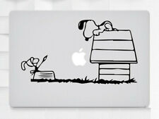 Snoopy And House Laptop MacBook iPad Tablet NoteBook Sticker Decal Vinyl Skin