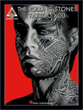 ROLLING STONES GUITAR TAB / TABLATURE / ***BRAND NEW*** / TATTOO YOU / SONGBOOK