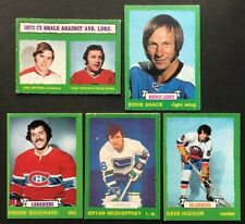 1973-74 O-Pee-Chee OPC Complete Your Set Break #133-264 VG-EX No Creases Virtus