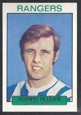 A&BC-FOOTBALL SCOTTISH 1971 (01-73)-#067- RANGERS - TOMMY MCLEAN