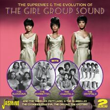 The Supremes - Supremes & the Evolution of the Girl Group Sound