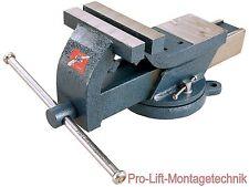 150mm Parallel Schraubstock 360° Grad Werkbankschraubstock 15kg  BVS150J   02028