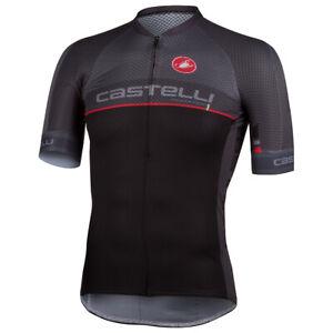 Castelli Servizio Corsa Climber's Jersey Size XS, S, XL, 2XL, 3XL