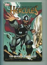 THE INCREDIBLE HERCULES THE MIGHTY THORCULES NM 9.6 TRADE MAJESTIC COVER GEM