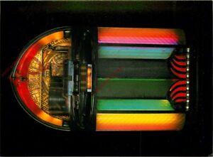 Picture Postcard-:Wurlitzer 1100, Jurgen Becker, Jukebox