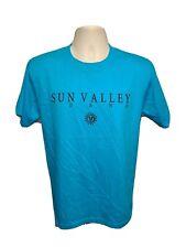 Sun Valley Idaho Adult Small Blue TShirt