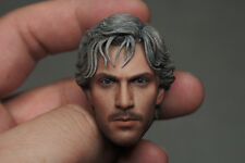 Custom 1/6 QuickSilver Aaron Johnson Head Sculpt For Hot Toys Figure Body