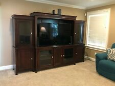 Lane Furniture Entertainment Center Wall Unit