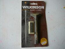 rasoir Wilkinson Rasoir + 2 lames vintage sous emballage dead stock