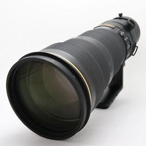 Nikon AF-S NIKKOR 500mm F/4 G ED VR #157