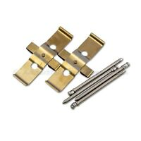 Front Brake Pad Retaining Spring Pin Kit for Audi TTRS, RS Brembo 4pot Calipers