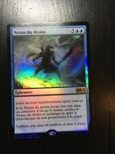 MTG CARTE BUY A BOX NEXUS OF FATE (FRENCH NEXUS DU DESTIN) NM FOIL M19