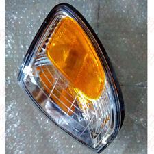 1x For Lexus LX470 98-07 Clear White Left Driver Turn Signal Corner Lamp No bulb