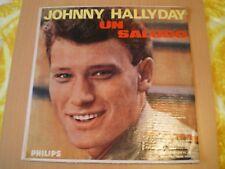 JOHNNY HALLYDAY LP L'ORIGINAL ARGENTINE