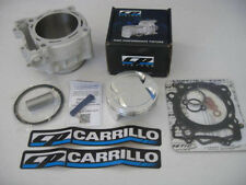 NEW Yamaha YFZ450X Big Bore 98mm Cylinder Kit, CP Piston 13.5:1 Year 2009-14