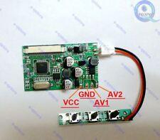 AV LCD driver board KIT controller for 480X272 TFT 4.3 inch 40Pin monitor