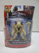 2017 Bandai Power Rangers Ninja Steel Villain Skullgator