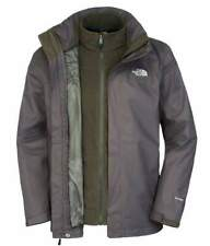 The North Face Mens Black Ink Green Evolve II TriClimate HyVent Jacket Size XXL