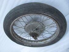 """19"""" Front Wheel for drum Brake Triumph BSA Norton Vincent ?"""
