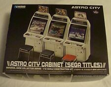 US SELLER - Wave Memorial Game Collection Series Astro City Cabinet Sega Titles