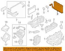 BMW OEM 13-16 M5-A/C AC Evaporator Core 64119383679